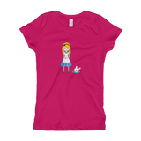 Alice in wonderland - Fairytale Princesses - Girl's T-Shirt