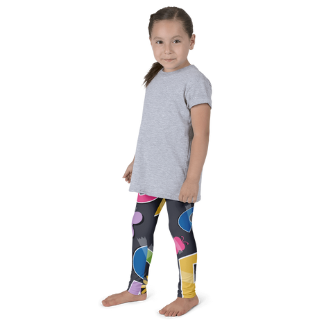 ABCD- Kid's leggings
