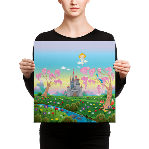 Story Forest - Canvas