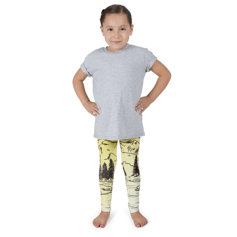 Mountain - Kid's leggings