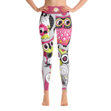 Owl - Yoga Leggings