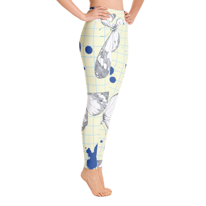 Butterflies - Yoga Leggings