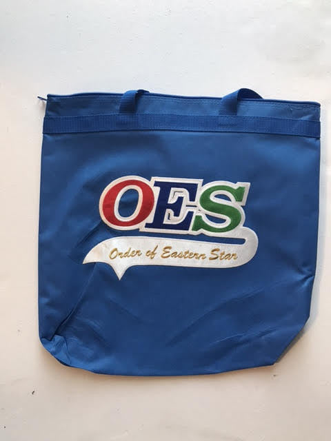 OES Tail Tote, Royal Blue