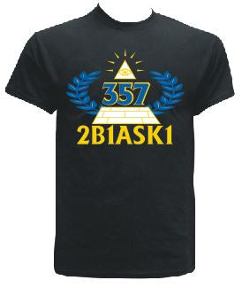DTG-Mason Pyramid 357- Pre-Order for Atlanta Greek Picnic Pick Up At Zeus Closet