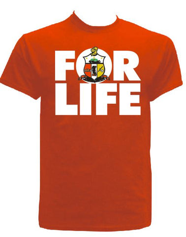 DTG- Kappa For Life-Kappa Alpha Psi- Pre-Order for Atlanta Greek Picnic Pick Up At Zeus Closet