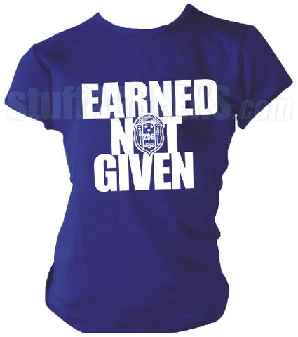 DTG-Earned Not Given Zeta Phi Beta- Pre-Order for Atlanta Greek Picnic Pick Up At Zeus Closet