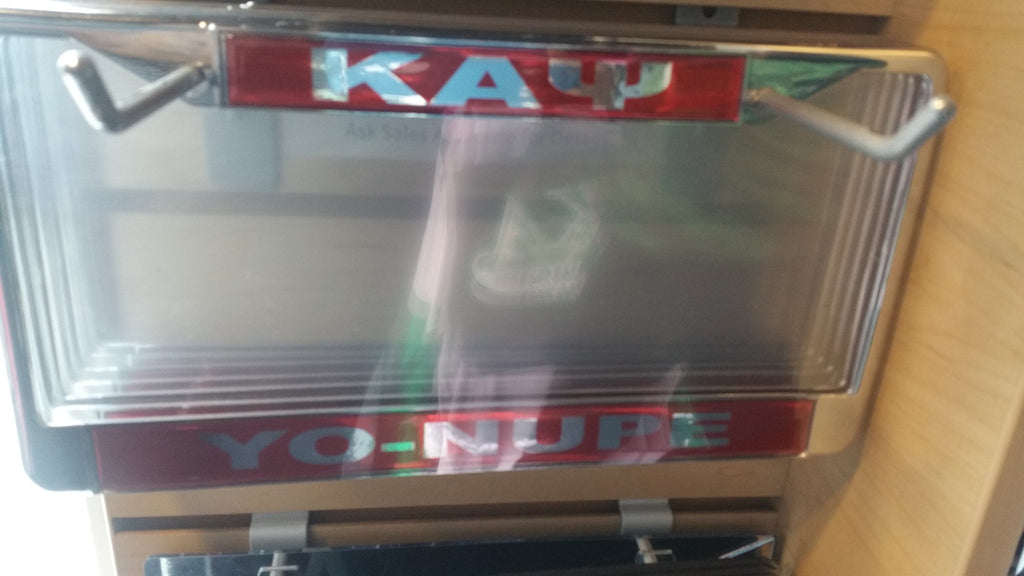 KAY License Plate Frame