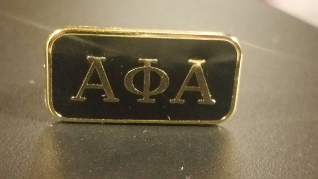 AFA Greek Letter Lapel Pin