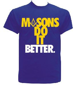 DTG-Masons Do It Better-Mason- Pre-Order for Atlanta Greek Picnic Pick Up At Zeus Closet