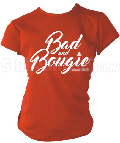 DTG-Bad Bougie-Devastating Divas- Pre-Order for Atlanta Greek Picnic Pick Up At Zeus Closet