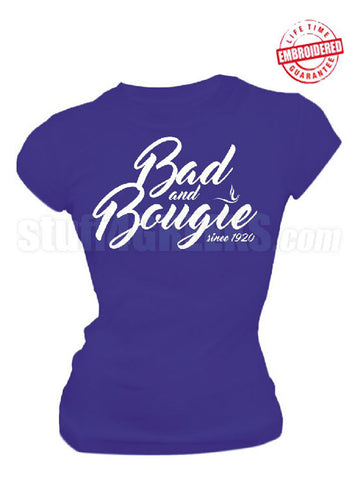 EMB-Bad and Bougie Zeta Phi Beta- Pre-Order for Atlanta Greek Picnic Pick Up At Zeus Closet