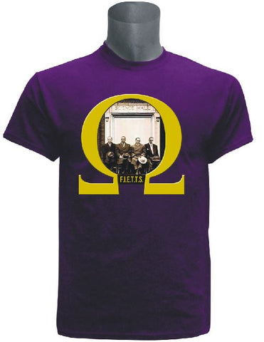 DTG- Birth Of Omega-Omega Psi Phi - Pre-Order for Atlanta Greek Picnic Pick Up At Zeus Closet