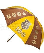 IFQ Umbrella w/Founding Year& Crest