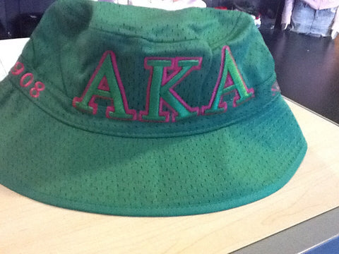AKA Green Bucket Hat