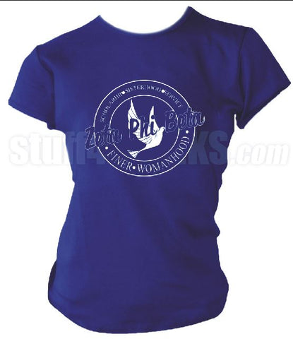 DTG-Motto Zeta Phi Beta- Pre-Order for Atlanta Greek Picnic Pick Up At Zeus Closet