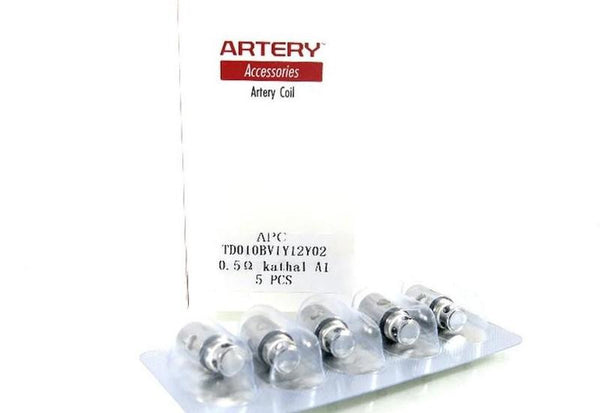 Artery - Replacement Coils-Accessories-EraVape-EraVape