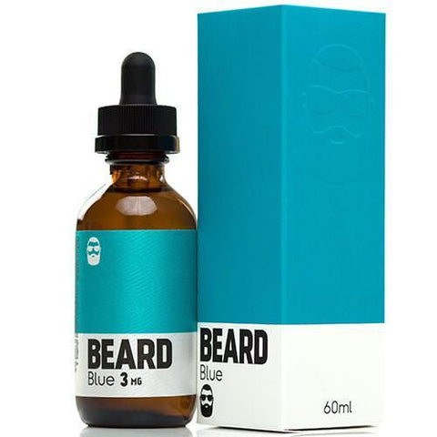 Beard Color Blue E-juice