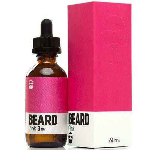 Beard Color Pink E-juice