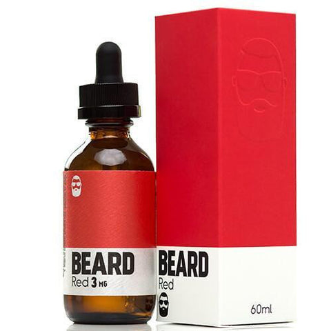 Beard Color Red E-juice