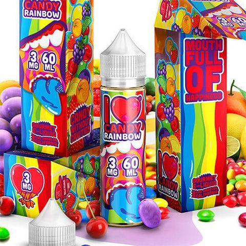 I LOVE CANDY - RAINBOW-E-Juice-I Love Candy-EraVape