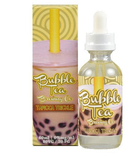Tapioca Trickle | The Bubble Tea Brewing Co. | 60ml | 0mg | 3mg | 6mg | EraVape