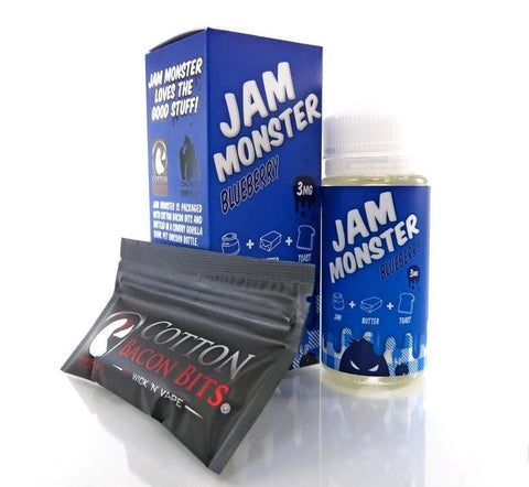 Jam Monster - Blueberry-juice-Jam Monster-EraVape