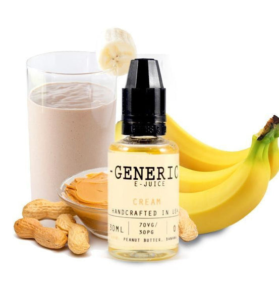 Generic E-Juice - Cream 30ml