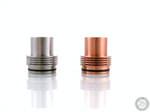 Doge - Competition Cap V1-Drip Tip-Doge-Stainless Steel-EraVape