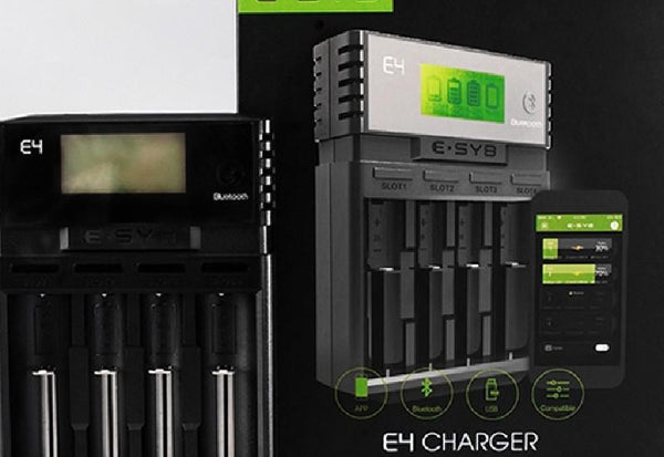 E-SYB - E4 Charger-Accessories-E-SYB-EraVape