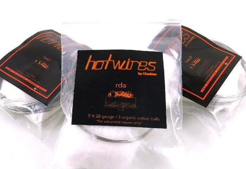 Hotwires by Chadster-Accessories-Hotwires by Chadster-20 Gauge (KMA)-5FT-EraVape