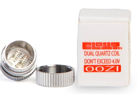 Clout - Oozi Dual Replacement Coils-Accessories-Clout-EraVape