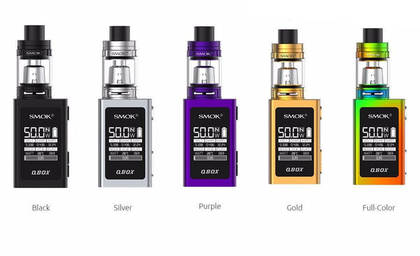 SMOK - Q Box Mod Kit-Mods-SMOK-EraVape