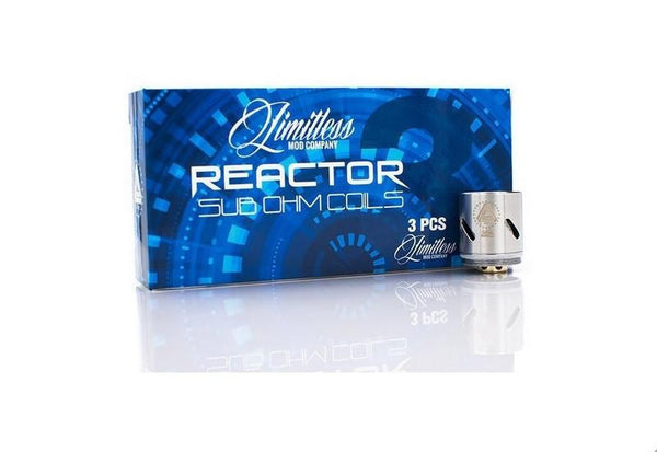 Limitless - Reactor Replacement Coils-Accessories-Limitless Mod Co-EraVape