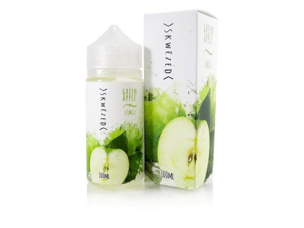 Skwezed 100ML - Green Apple-E-Juice-Skwezed-0 mg-EraVape