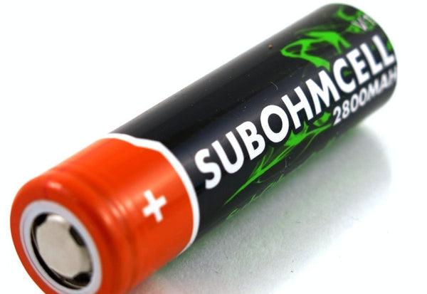 Subohmcell 18650 35amp 2800 mAh battery-Accessories-SubOhmCell-EraVape