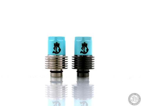 Dynasty - Dynasty Blue True Flow-Drip Tip-Dynasty-EraVape