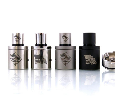 Flawless - Tugboat atomizer v3-Atomizers-Flawless-EraVape