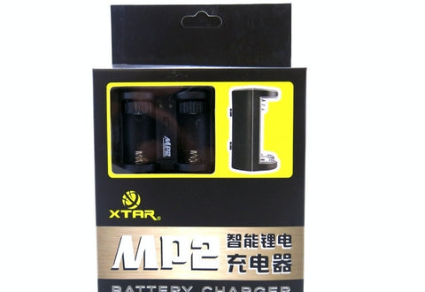XTAR MP2 18350 battery charger-Accessories-XTAR-EraVape
