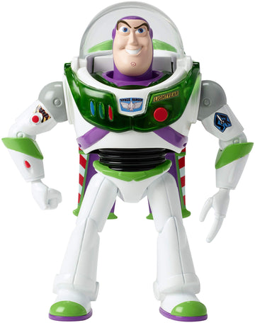 Disney Pixar Toy Story Blast-Off Buzz Lightyear Figure, 7