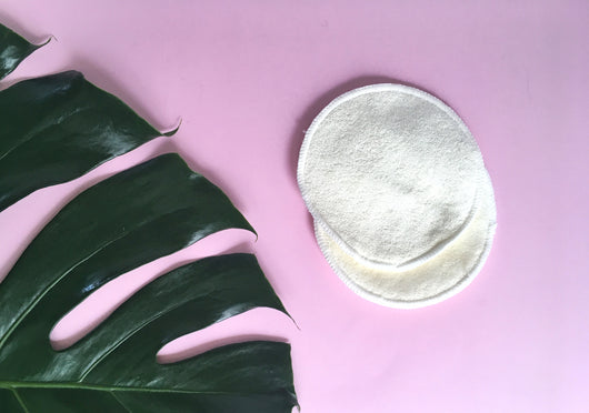 Organic Bamboo Washable Breast Pads