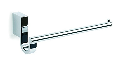 Bilbao chrome small hand towel holder.