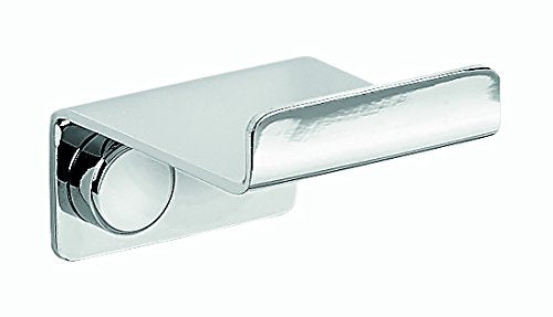 Secret Bath. Polished chrome towel hook. Sidney collection