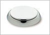 Alada Polished chrome table soap dish. Alada collection