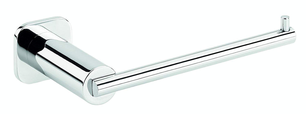 "Jenny polished chrome small towel bar 8"". Towel rail/towel bar"
