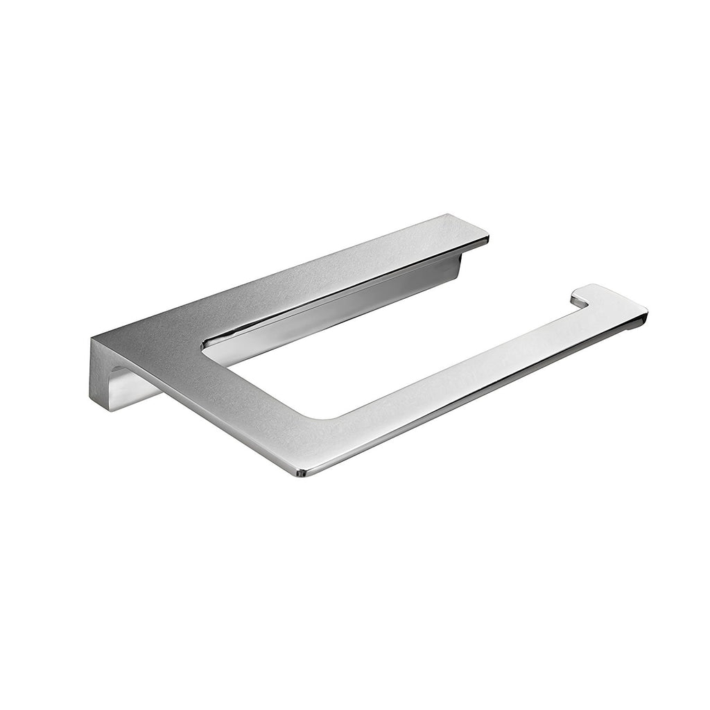 Nicole polished chrome toilet paper holder Bath tissue holder. Bath accessories