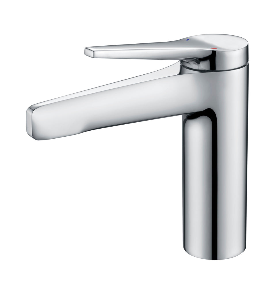 GT single hole bathroom sink faucet.