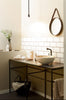 Verlorem I bathroom vessel sink designed by Jose Luis Ochoa
