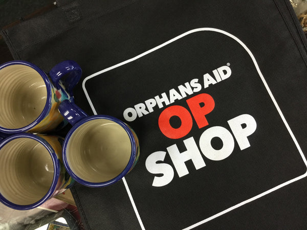 Orphans Aid Eco Shopping Bag