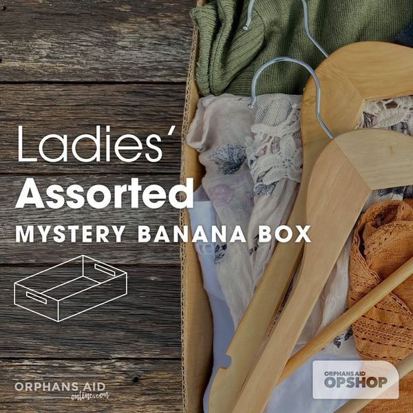 Ladies' Assorted Clothing Mystery Banana Box
