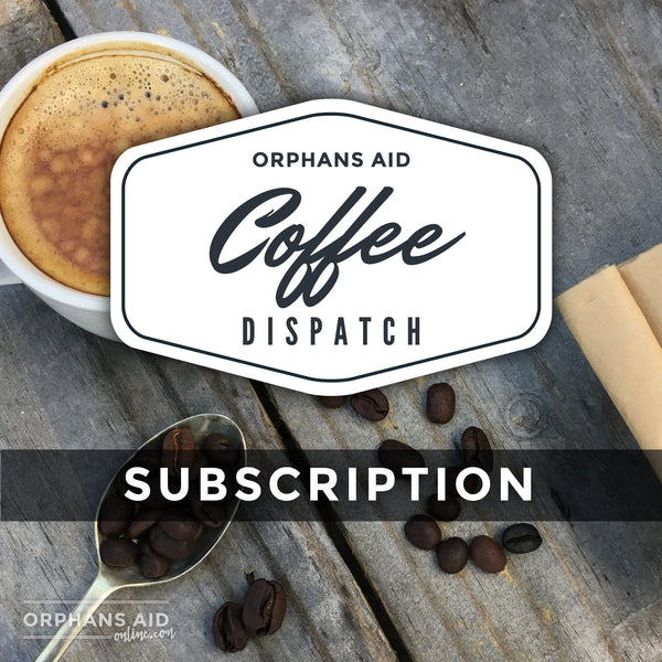Coffee Dispatch Subscription
